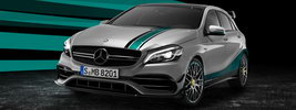 Mercedes-AMG A 45 4MATIC Champions Edition - 2015