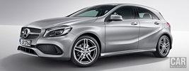 Mercedes-Benz A 200 AMG Line - 2015