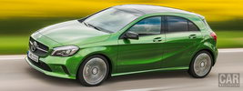 Mercedes-Benz A 220 d 4MATIC Style - 2015