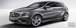Mercedes-Benz A-class - 2012