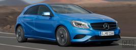 Mercedes-Benz A180 CDI - 2012