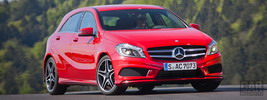 Mercedes-Benz A180 Style Package - 2012