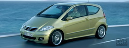 Mercedes-Benz A200 Avantgarde 3door - 2004