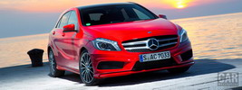 Mercedes-Benz A200 CDI Style Package - 2012