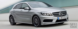 Mercedes-Benz A250 AMG Sport Package - 2012