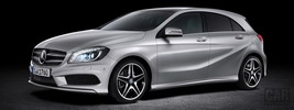 Mercedes-Benz A250 Style Package - 2012