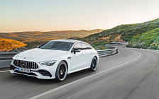 Обои автомобили Mercedes-AMG GT 53 4MATIC+ 4-Door Coupe - 2018