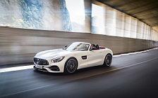 Обои автомобили Mercedes-AMG GT Roadster - 2016