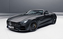 Обои автомобили Mercedes-AMG GT C Roadster Edition 50 - 2017