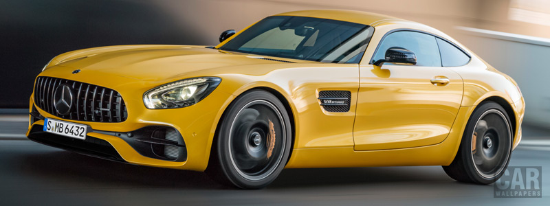 Cars wallpapers Mercedes-AMG GT S - 2017 - Car wallpapers