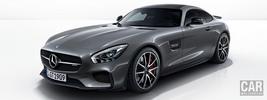 Mercedes-AMG GT Edition1 - 2014