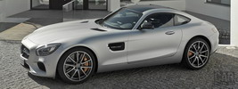 Mercedes-AMG GT S - 2014