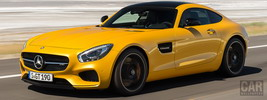 Mercedes-AMG GT S Exterior Night Package - 2014