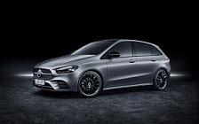 Обои автомобили Mercedes-Benz B-class AMG Line - 2019