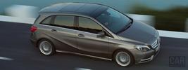 Mercedes-Benz B180 CDI - 2011