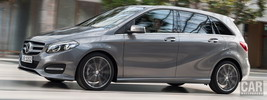 Mercedes-Benz B220 CDI 4MATIC Urban Line - 2014