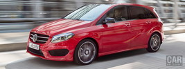 Mercedes-Benz B250 4MATIC AMG Line - 2014