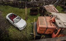 Обои автомобили Mercedes-Benz C 300 Cabriolet AMG Line - 2018