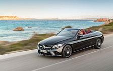 Обои автомобили Mercedes-AMG C 43 4MATIC Cabriolet - 2018