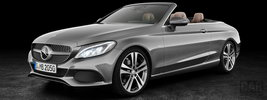 Mercedes-Benz C 220 d 4MATIC Cabriolet Edition 1 - 2016