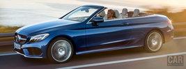 Mercedes-Benz C 400 4MATIC Cabriolet AMG Line - 2016