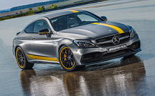 Обои автомобили Mercedes-AMG C 63 S Coupe Edition 1 - 2009