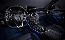 Обои автомобили Mercedes-AMG C 43 4MATIC Coupe Night Edition - 2017