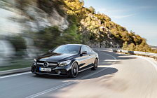 Обои автомобили Mercedes-AMG C 43 4MATIC Coupe - 2018