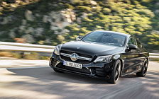Обои автомобили Mercedes-AMG C 43 4MATIC Coupe - 2018