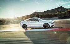 Обои автомобили Mercedes-AMG C 63 S Coupe - 2018