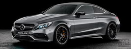 Mercedes-AMG C 63 Coupe - 2015