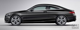 Mercedes-Benz C-class Coupe - 2015
