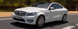 Mercedes-Benz C220 CDI Coupe - 2011