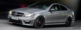 Mercedes-Benz C63 AMG Coupe Edition 507 - 2013