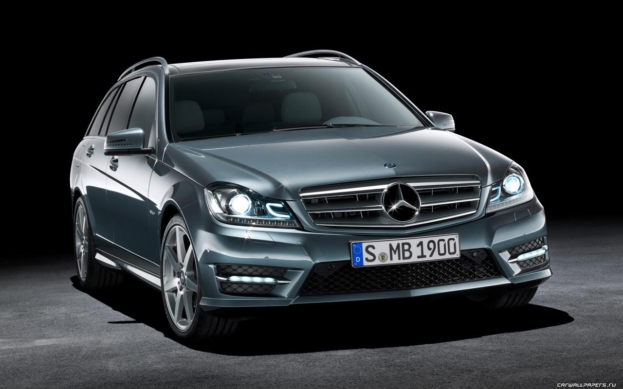 Cars desktop wallpapers Mercedes-Benz C300 CDI 4MATIC ...