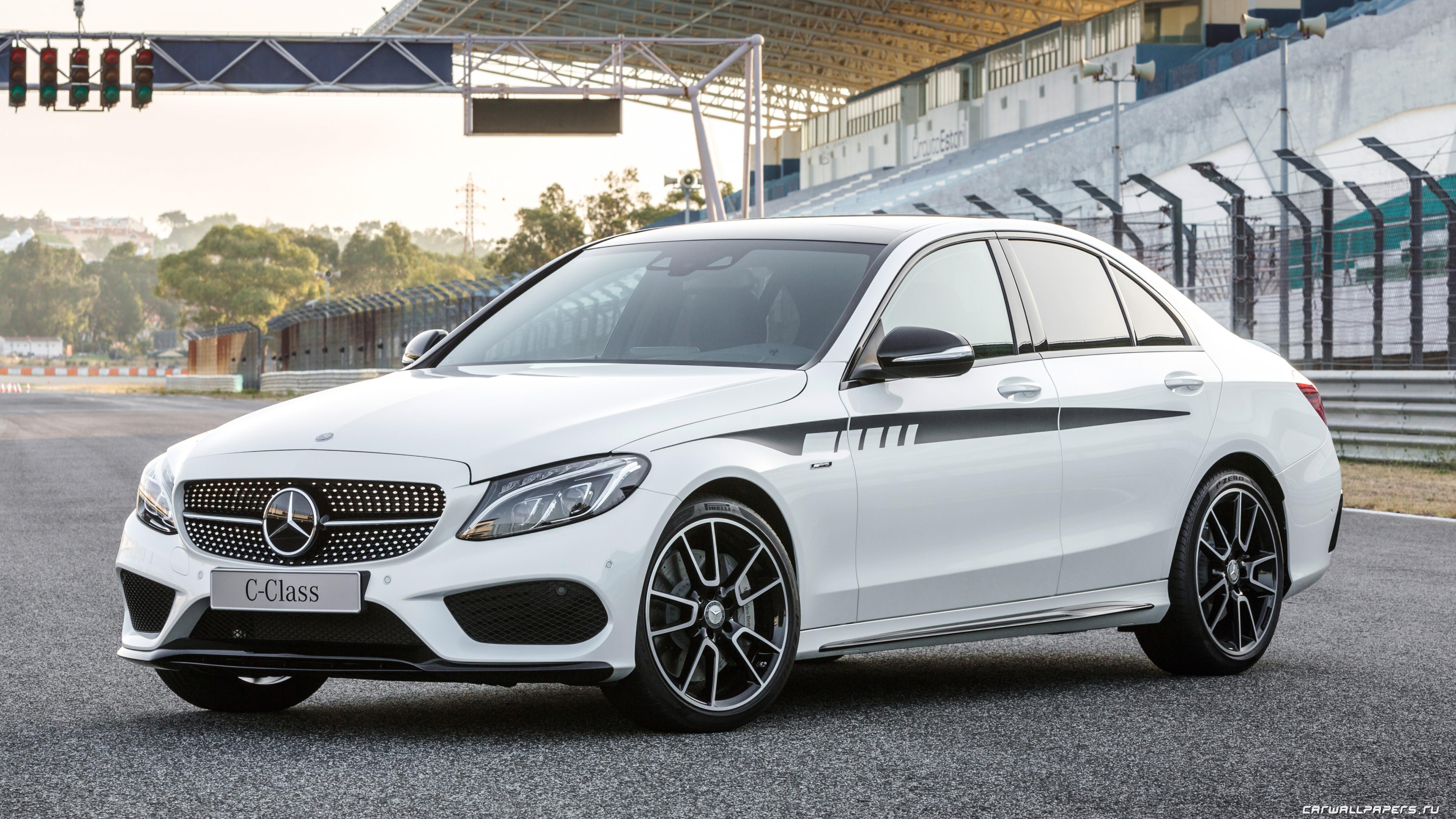 Cars desktop wallpapers Mercedes-Benz C-class Exclusive ...