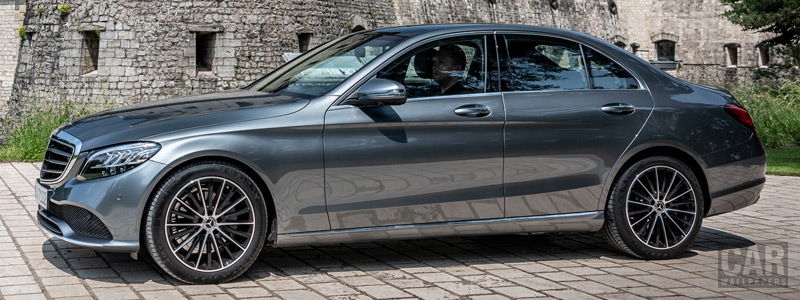 Обои автомобили Mercedes-Benz C 200 - 2018 - Car wallpapers