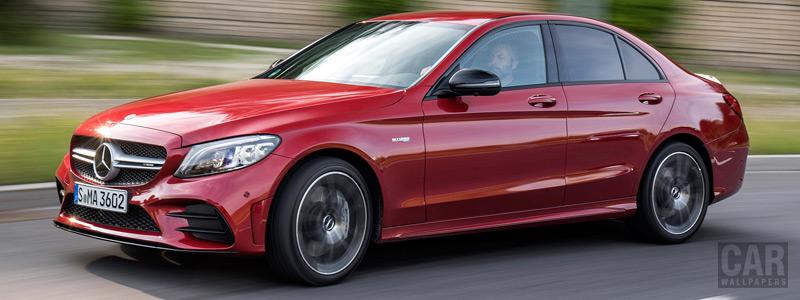 Обои автомобили Mercedes-AMG C 43 4MATIC - 2018 - Car wallpapers