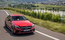 Обои автомобили Mercedes-AMG C 43 4MATIC - 2018