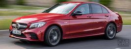 Mercedes-AMG C 43 4MATIC - 2018