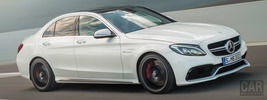 Mercedes-AMG C63 S - 2014