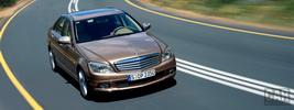 Mercedes-Benz C-class Elegance - 2007