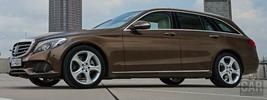 Mercedes-Benz C200 Estate Exclusive - 2014