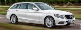 Mercedes-Benz C250 Estate Exclusive - 2014