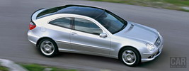 Mercedes-Benz C30 CDI Sportcoupe AMG - 2002