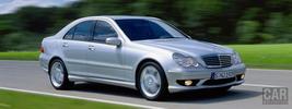 Mercedes-Benz C32 AMG - 2000