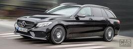 Mercedes-Benz C450 AMG 4MATIC Estate - 2015