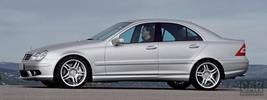 Mercedes-Benz C55 AMG - 2004