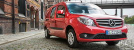 Mercedes-Benz Citan Mixto - 2015