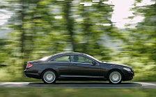Обои автомобили Mercedes-Benz CL500 - 2006